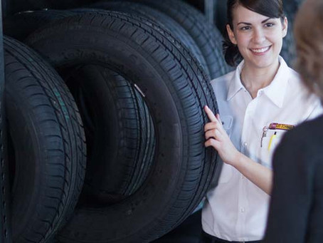Buying tires doesn't have to difficult with these few simple tricks