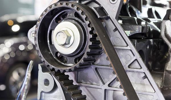 Timing belt at Ek Automotive