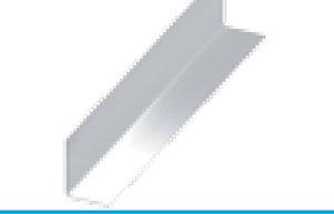 Μεταλλική Γωνία 25x35mm
