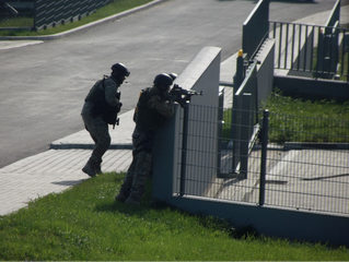 Zorganizowany atak terrorystyczny w Nysie