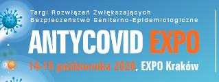 Beta Security System na targach ANTYCOVID EXPO  w Krakowie!