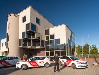 Już niebawem - nowa siedziba i Centrum Ochrony!