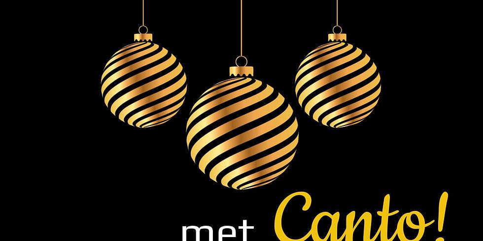 Kerst met Canto! 2019 - Koor Canto! en De Cantantes - 20:15 uur