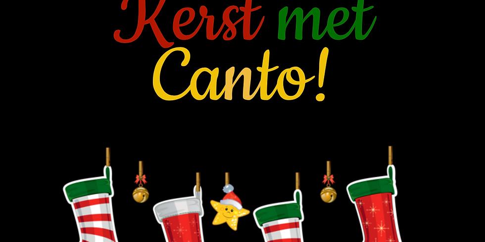 Kerst met Canto! Online