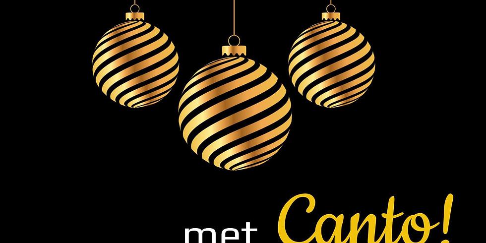 Kerst met Canto! 2019 - Individuele zangers - 14:00 uur