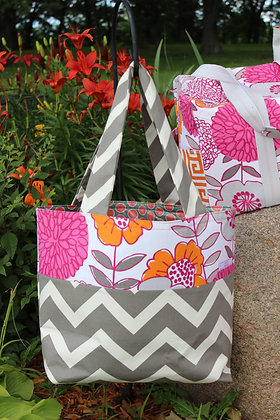 Medium Summer tote
