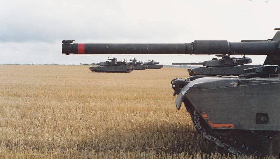 M1 tank