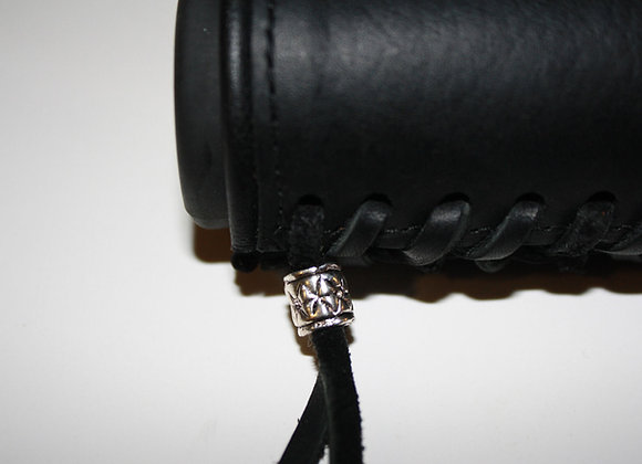 Deluxe Leather Vibration Dampening Grip Covers