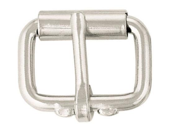 Brass or Nickel Plated Roller Buckle Belt