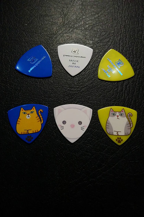 Daiking Cat's Pick Set (Set of 3)
