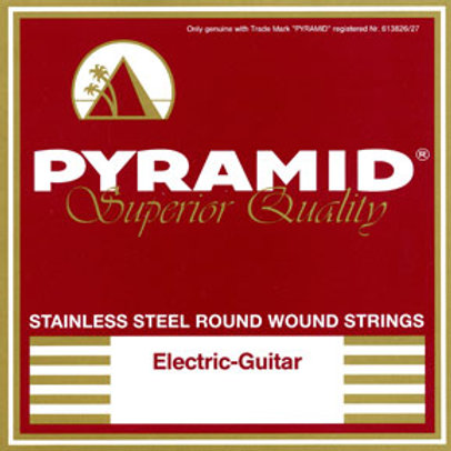 Pyramid Stainless Steel Round Wound Electric Guitar Strings