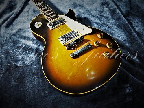 """Used"" Gibson Les Paul Standard Tobacco Sunburst 1991"