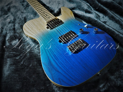 Saito Guitars S-622TLC2H Under Water