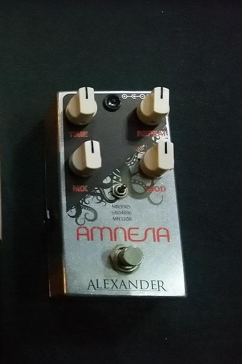 """Used"" Alexander Amnesia Delay"