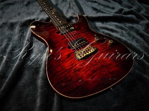 """Used"" Sugi Guitars DS496 IR EM/AT"