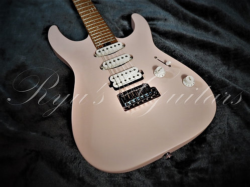 """Used"" Charvel Pro-Mod DK24 HSS Shell Pink"