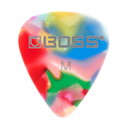 Boss Guitar Pick Teardrop(M)