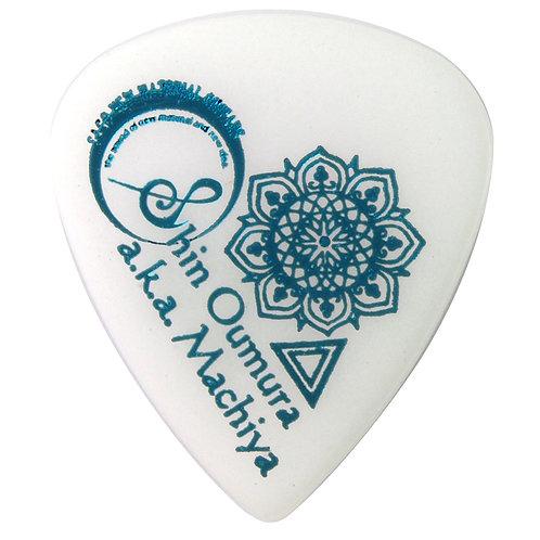 "Sago ""和楽器バンド""  桜村 眞 Signature Pick Blue 0.7"