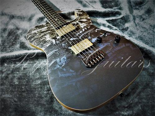Saito Guitars S-622TLC2H Permafrost