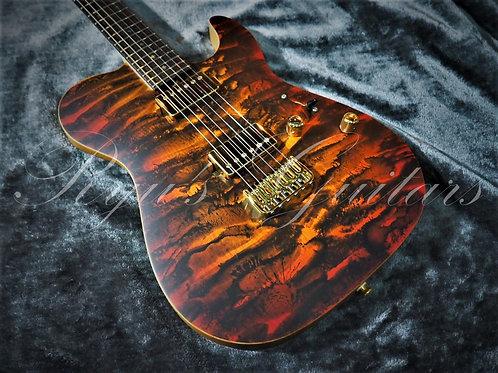 Saito Guitars S-622TLC2H Hien