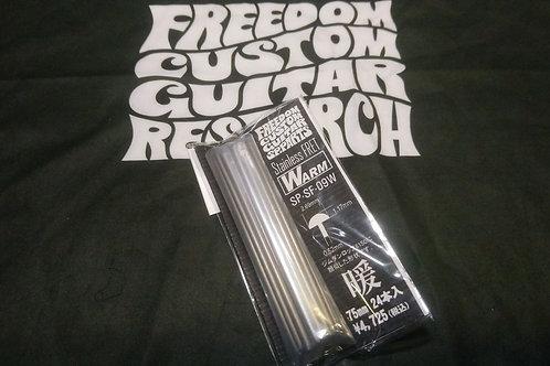 Freedom Custom Guitar Research Stainless Warm Fret SP-SF-09W