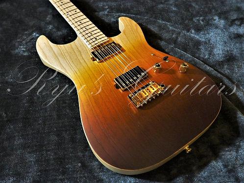 Saito Guitars S-622 Caramel