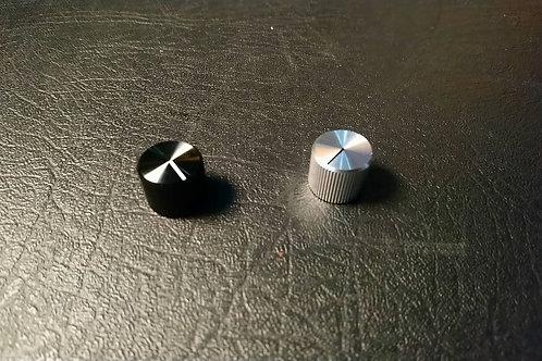 Aluminium mini knob for effect pedals