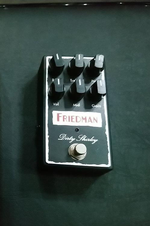 """""""Used"""" Friedman Dirty Shirley"""