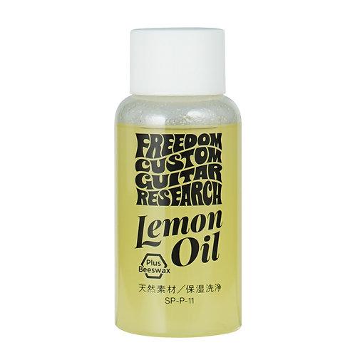 Freedom Custom Guitar Research Lemon Oil
