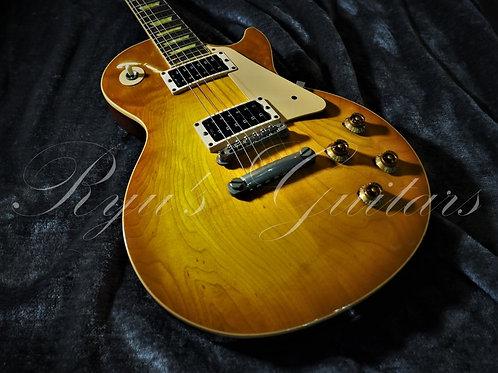 """Used"" Gibson Les Paul Classic 2003 Honey Burst"