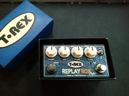 Brand New T-Rex Replay Box