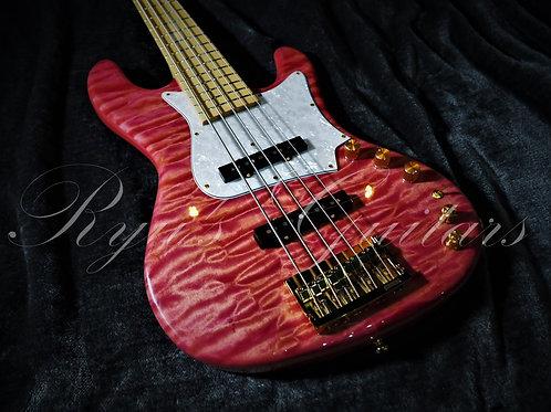 Freedom Custom Guitar Research Custom Rhino 5