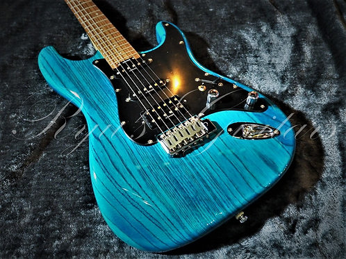 Blade Guitars RH-2 Ocean Blue