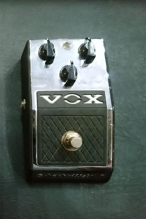 """Used"" VOX V830 Distortion Booster"
