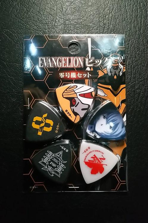 Evangelion Pick Set (0号機Set)