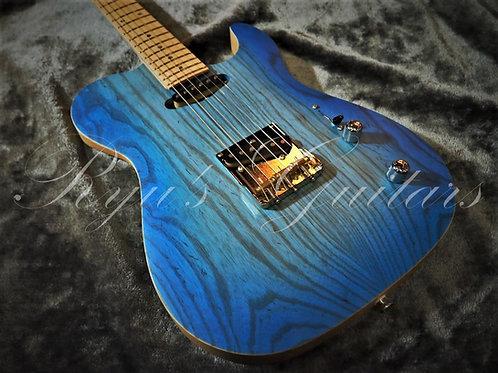 Saito Guitars S-622TLC Blue Bird