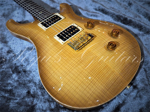 """Used"" PRS Custom 24 Artist Package Natural Burst 2007"