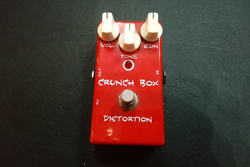 """Used"" MI Audio Super Crunch Box"