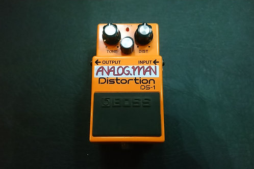 """Used"" Boss DS-1 Analogman MOD"