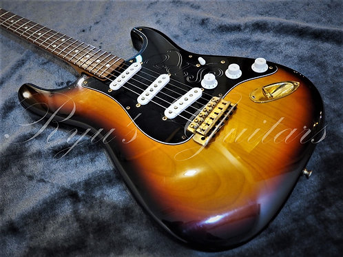 """""""Used"""" Fender USA SRV Stratocaster 1992"""