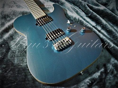 Saito Guitars S-622TLC2H Navy Blue