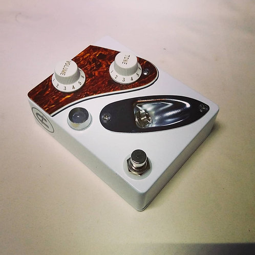 Copper Sound Strategy Analog Preamp & Clean Boost