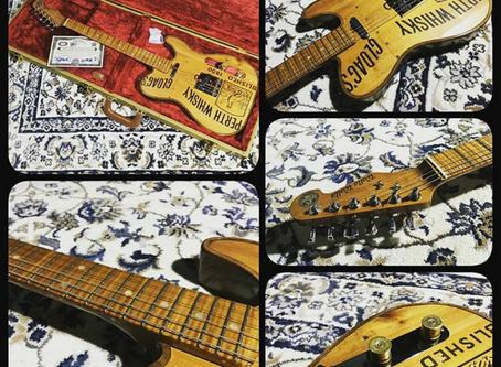 Great Guitar From Walla Walla Guitar Company!!!