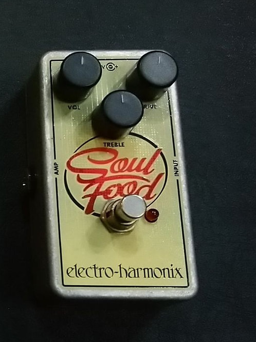 """Used"" Electro Harmonix Soul Food"