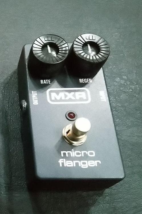 """Used"" MXR Micro Flanger"