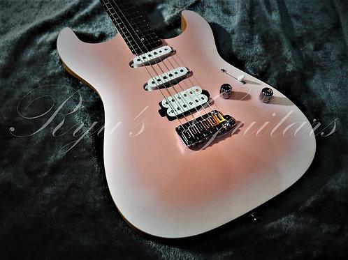 Saito Guitars S-622 Strawberry Milk