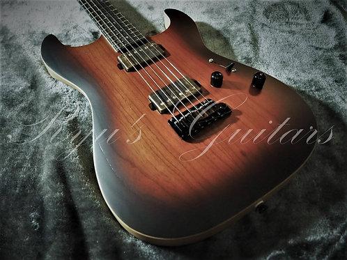 Saito Guitars S-622 Ganache