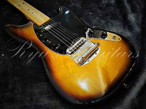 """""""Used"""" Fender USA Mustang 1978"""