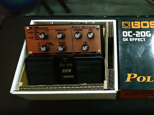 """Used"" Boss OC-20G Octave Poly"