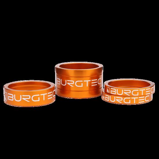 Podložky pod představec BURGTEC